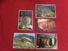 Vintage Postcards, South Africa,  Congo Caves, Collection, Bundle Joblot 6