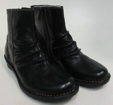 Clarks Zip Wedge Low Heel (0.5-1.5 in.) Boots for Women