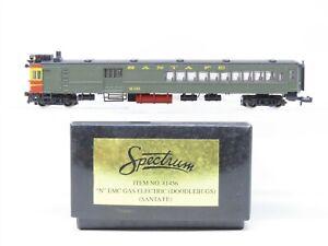 N Scale Bachmann 81456 ATSF Santa Fe Gas Electric Doodlebug #M131
