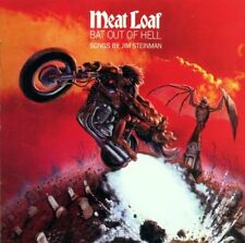 MEAT LOAF - BAT OUT OF HELL 180 GRAM VINYL (Released 20/01/2017)