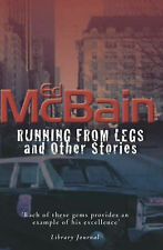 Running from Legs: And Other Stories, McBain, Ed, New Book