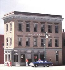 DPM (N-Scale) Structure Kits -- #50700 Corner Apothecary - NIB