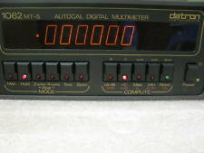 Datron 1062 MT-5 Digital Multimeter opt 80 95 S215
