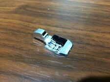 "Aurora AFX HO Slot Car  SUPER II "" CHROME COCKPIT W/DRIVER "" NEW OLD STOCK"