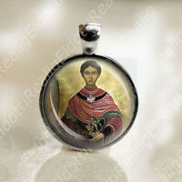 St. Vitus Catholic Medal. Pendant Charm Patron Saint Dancing Religious Jewelry