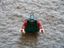 LEGO Lord Of The Rings - King Theoden Minifig Torso - From 9474 - New