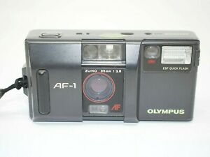 Olympus AF-1 Compact 35mm Film Camera