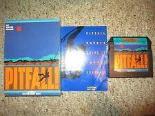Pitfall (Atari 5200, 1983) Complete in Box GOOD