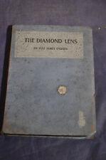 Ca 1920  THE DIAMOND LENS (and FRIEND ELI'S DAUGHTER)