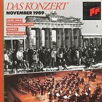 Das Konzert - November 1989 von Daniel Barenboim | CD | Zustand gut