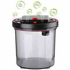 New listing Vacuum Food Container Auto-Vacuum Canister Airtight Storage Jars For Tea Coffee