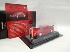 KYOSHO 1/64 Alfa Romeo 155 V6 Tl Diecast Model Car F/Shipping  F/Japan