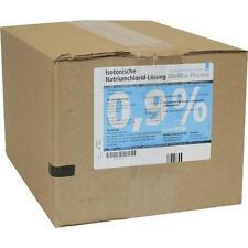 KOCHSALZLÖSUNG 0,9% Plastikfl. 10X250 ml PZN 4671607