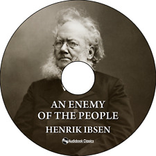 An Enemy of the People - MP3 CD Audiobook in paper sleeve