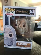 Funko POP! Movies Lord Of The Rings Gandalf #443 Vinyl Figure FREE DELIVERY