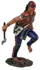 Britains 50054C Eastern Woodland Indian Running With Tomahawk No.1 Club Figure