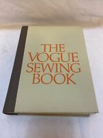 The Vogue Sewing Book 1975 Vintage Sewing Reference Book