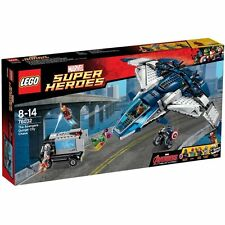 LEGO Superhéroes 76032 The Avengers Quinjet Chase NUEVO EMBALAJE ORIGINAL MISB