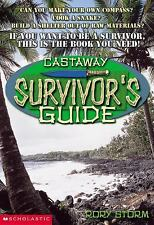 Survivors: Castaway by Rory Storm (2001, Paperback)