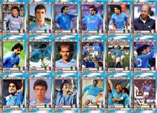 Napoli 1989 UEFA Cup Final winners football trading cards