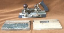 New ListingStanley No. 45 Combination Plane with 21 Boxed Cutters Sw