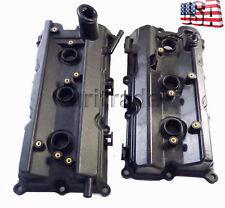 3.5L Left & Right Engine Valve Covers for 03-06 Nissan 350Z /03-06 G35 V6