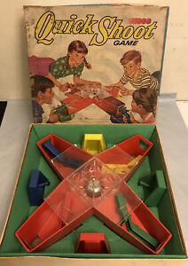 Vintage Quick Shoot Game by Ideal