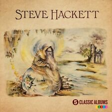 Steve Hackett - 5 Classic Albums Box set (CD) NEW