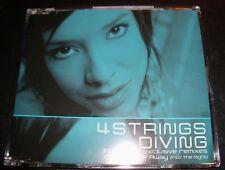4 Strings Diving / Take Me Away Australian Remixes CD Single - Like New