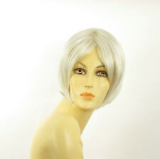 women short wig white BLANDINE 60