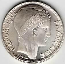 FAUX   20 Francs Turin 1936 Splendide !