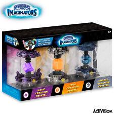 SKYLANDERS Imaginators Creation Crystal, Set Magic & Tech & Undead