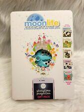 MoonLite Gift Pack Storybook Projector  Smartphone, 5 Story Bonus Reel - Sealed