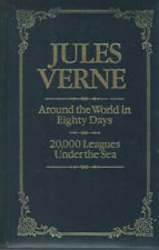 Around the World in Eighty Days and Twenty Thousand Leagues under the Sea