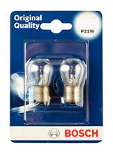 2x BOSCH Reverse Light Bulbs For Ford Ka MK2 O/E SPEC