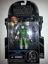 STAR WARS BLACK SERIES: CLONE COMMANDER DOOM - #13