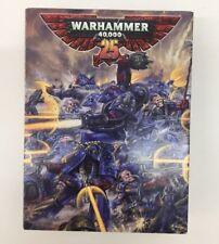 Juegos taller Warhammer 40,000 40K espacio marino 25TH Aniversario Nuevo