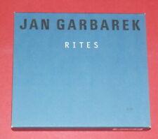 Jan Garbarek - Rites -- 2er-CD /Jazz