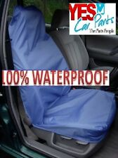BMW 5 SERIES GT SINGLE BLUE CAR/VAN SEAT COVER