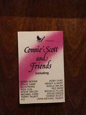 Connie Scott And Friends-cassette tape