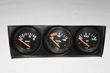 Audi 4000 80 90 Coupe Typ85 B2  VDO Oil Pressure Voltage & Temp Gauge Set