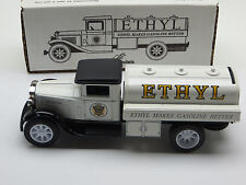 Ertl 1931 International Ethyl Gasoline Die Cast Bank #4006