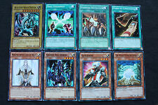 Blue-Eyes White Dragon deck set (Cards of Consonance, The Stone of Legend...)