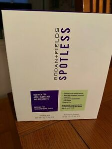 RODAN + and FIELDS SPOTLESS; ACNE REGIMEN FOR TEENS AND ADULTS, NIB, 10/2022