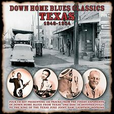 Texas Blues [CD]