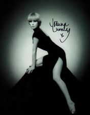 JOANNA LUMLEY IN PERSON SIGNED PHOTO ABSOLUTELY FABULOUS