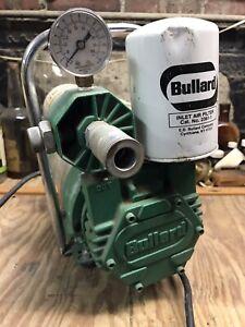Bullard Free Air Pump Edp 10