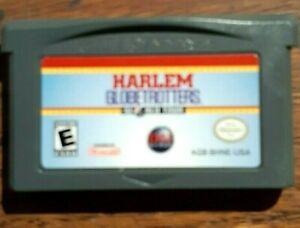 Harlem Globetrotters World Tour (Game Boy Advance) VG Shape & Tested & Authentic