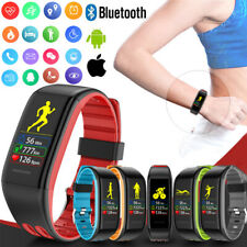Smart Watch Sport Bracelet Fitness Activity Tracker for Android Samsung LG Moto