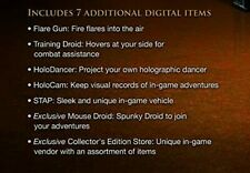 Star Wars The Old Republic Collector's Edition - Digital Code